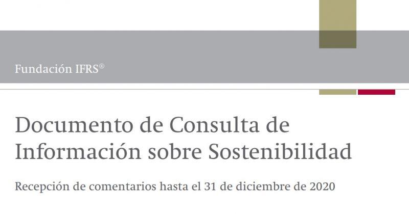 EL FUTURO DE LOS 'INFORMES DE SOSTENIBILIDAD'