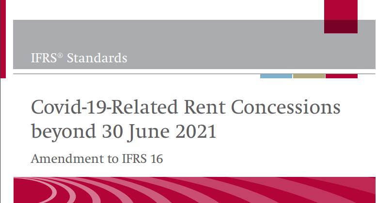 La NIIF® 16 – Arrendamientos (incluida la enmienda por COVID-19)